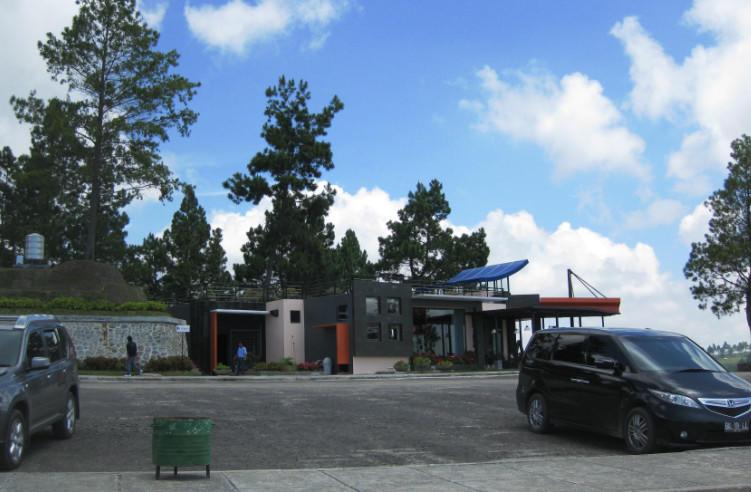 印尼苏门答腊岛棉兰-马达山-多巴湖