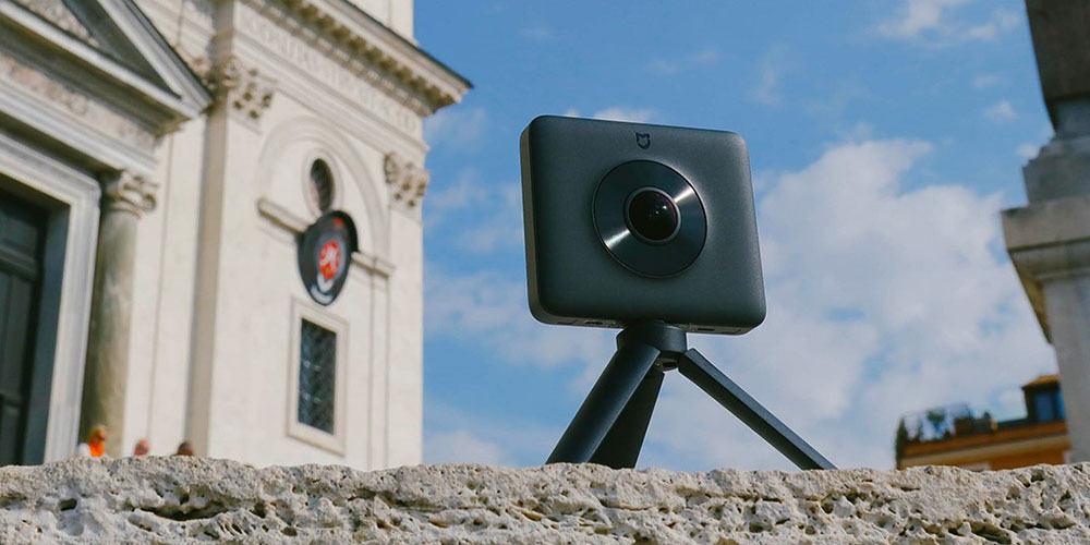 可拍VR的米家全景相机初体验
