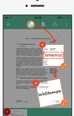 Westamps-手机拍照扫描app