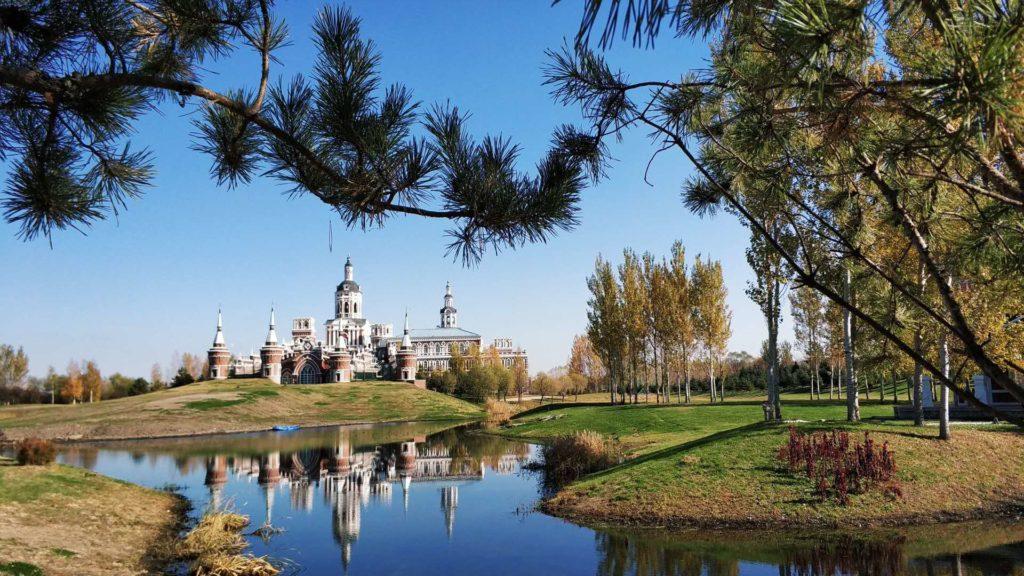 哈尔滨的冬天很美,十月的哈尔滨更美