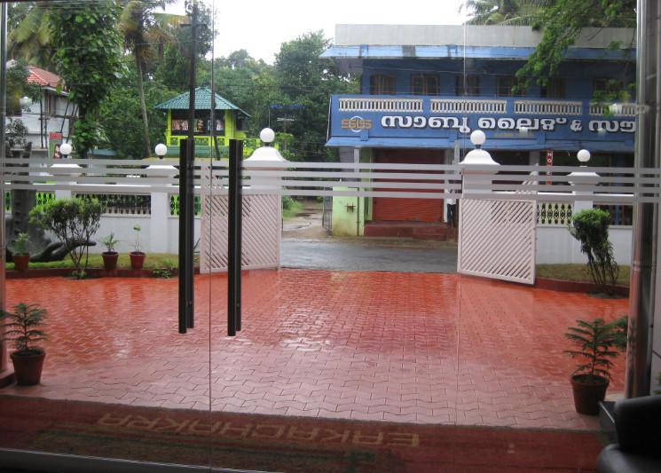 南印度西海岸城市科钦(kochin)