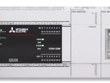 三菱PLC的PROG-E故障灯亮可能的原因
