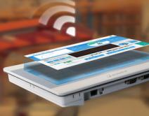 欧姆龙CP1H与威纶触摸屏连接反应慢的问题